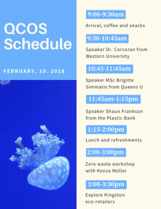 Queen's Conference on Ocean Sustainability